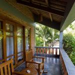 Family Standard balcony Pilgrimage Village