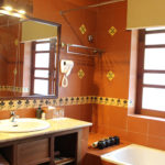 Family Standard bathroom Pilgrimage Village
