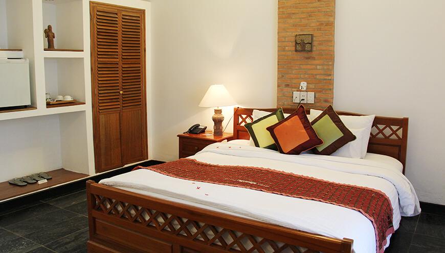 Family Standard double bed Pilgrimage Village